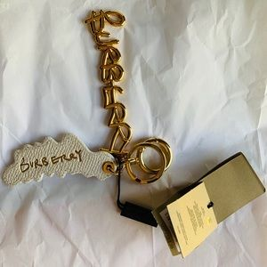 Burberry keychain Authentic